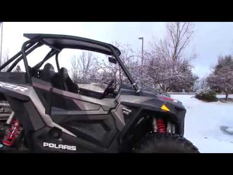 2019 Polaris RZR XP Turbo S Velocity in Boise, Idaho - Video 1
