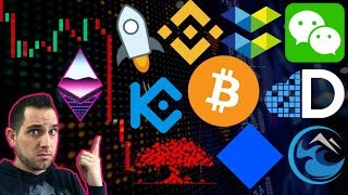 The Great REKTsession?!? Ethereum 2.0 | WeChat Bans MORE Crypto Accounts! Market Cycles 〽️ $BBN $ELA #bitcoinify