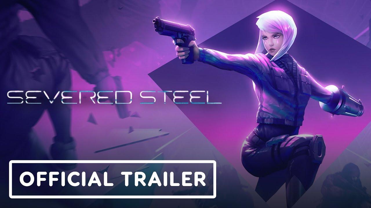 Severed Steel Trailer