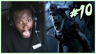 THEY NAILED ME TO A CROSS!?!? - Outlast 2 Gameplay Walkthrough Part 10