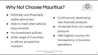 Offshore Companies Mauritius