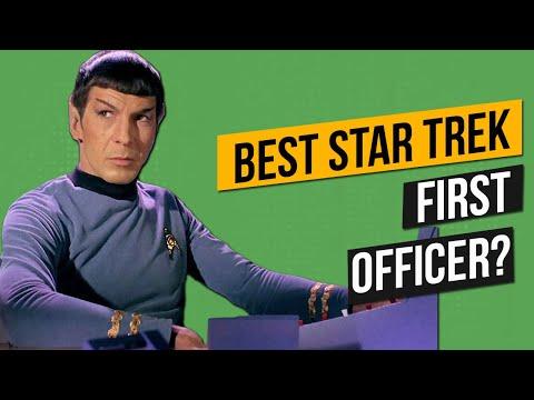 Best Star Trek First Officer