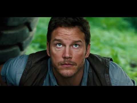 Jurassic World (2015) : Indominus Rex Escape Scene