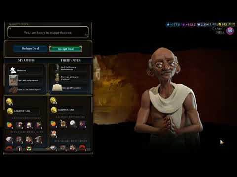 Download Lets Play Civilization 6 As Donald Trump Mods Part 11 Mp4