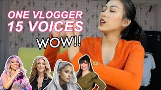Singer's Impersonations by Alex Gonzaga