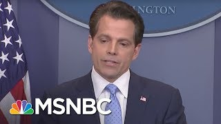Lawrence: Scaramucci 'Stupidest Person Ever' To Work In WH Comms | The Beat With Ari Melber | MSNBC