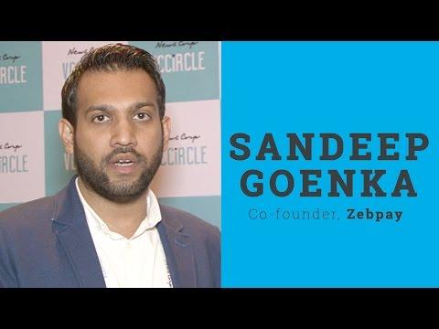 ZebPay's Sandeep Goenka on what makes bitcoins so popular