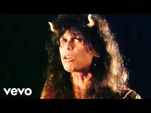 Aerosmith - Eat The Rich