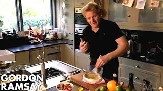 Salmon Salad Nicoise with Tarragon Mayo (Part 2) – Gordon Ramsay