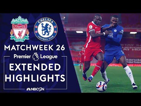 Liverpool v. Chelsea | PREMIER LEAGUE HIGHLIGHTS | 3/4/2021 | NBC Sports
