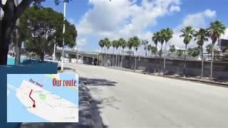 Miami Airport to Port Miami