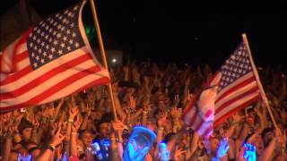 Zac Brown Band - Chicken Fried live at Hangout Festival 2015