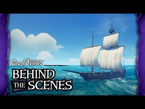 Behind the Scenes: The Brigantine is Perfect for a Trio of Swashbucklers