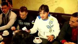 Встреча Фан-клуба братьев Кличко перед боем Владимира
