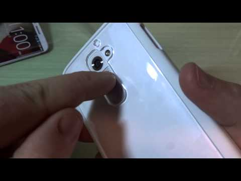 Recensione Clear Cover LG G2 by Puro