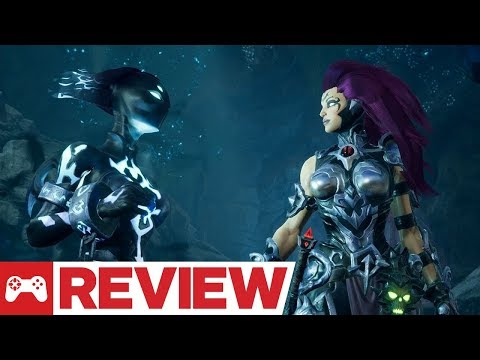 Gameplay de Darksiders III Deluxe Edition