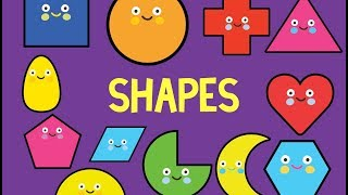 Shapes | Shapes Learning For Kids