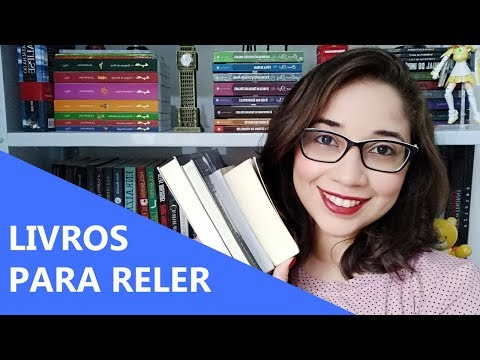 VALE A PENA LER DE NOVO ? | Biblioteca da Rô
