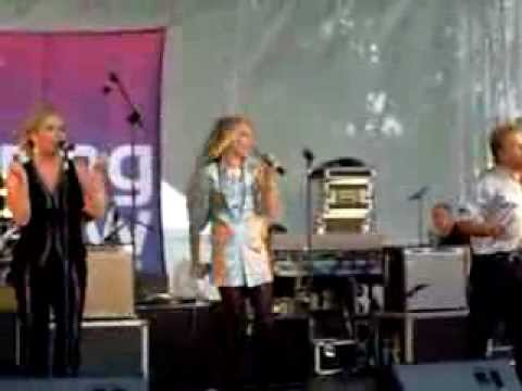 The Original Bucks Fizz (CMS) - Love The One You're With