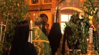 День Святой Троицы в Оптиной пустыни