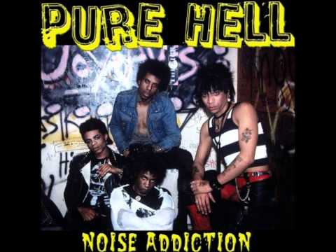 Pure Hell - I Feel Bad 1978