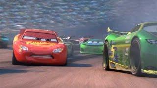 TV spot nuevo de Cars 3