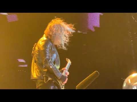 Metallica - The God That Failed [Live] - 5.3.2019 - Valdebebas IFEMA - Spain, Madrid - FRONT ROW