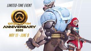 Overwatch Seasonal Event | Overwatch Anniversary 2020