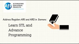 Siemens S7 Address Registers AR1 and AR2 in Siemens STL