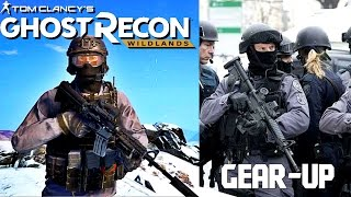 Ghost Recon - Wildlands Gear-Up: Toronto Emergency Task Force [ETF]