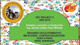 Vet Project 2 067 Aj38 Mm Actualizar Consulta