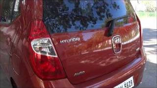Hyundai i10 Sportz Automatic car