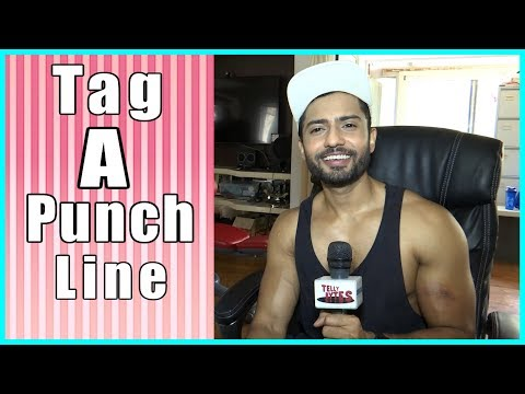 EXCLUSIVE | Tag A Punch Line Segment With Rehaan Roy