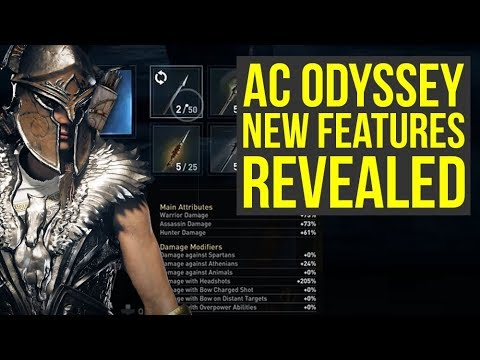 Assassin's Creed Odyssey Gameplay Fight Alongside FAMOUS ASSASSIN