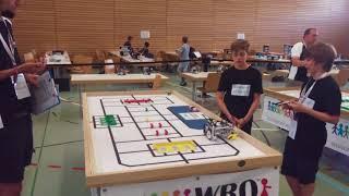 Der Wettbewerbstag in Aarburg