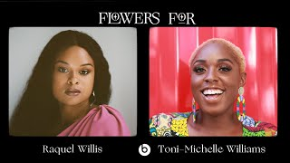 Raquel Willis Gives Flowers to an Inspirational Friend | Beats by Dre