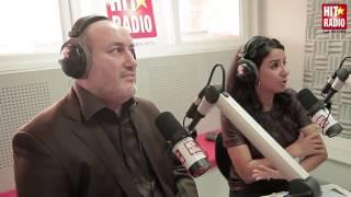 SAMIA AKARIOU DANS LE MORNING DE MOMO SUR HIT RADIO - 11/11/13