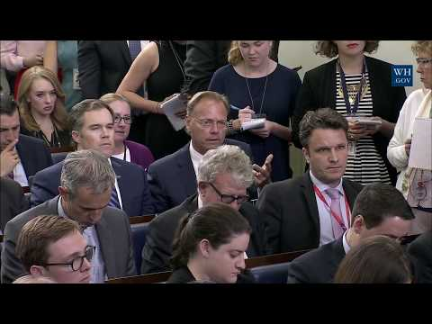 6/20/17: White House Press Briefing
