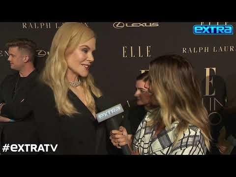 Nicole Kidman Explains How Meryl Streep Convinced Her to Take 'Bombshell' Role