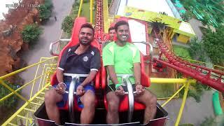 Roller coster Wonderla Hyderabad