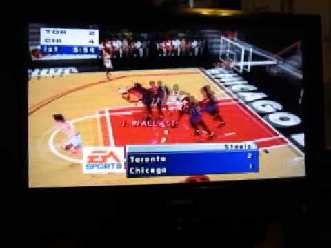 NBA Pro 99 Nintendo 64