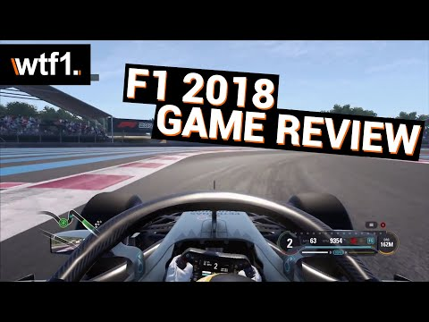 FIRST LOOK: Full Review Of The F1 2018 Game