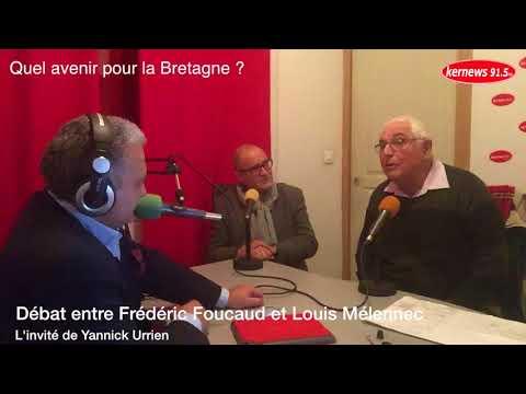 Frédéric Foucaud et Louis Melennec