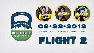 #2 | IKFF Northwest Kettlebell Championships 2018 (Seattle, WA) | Kettlebell Sport