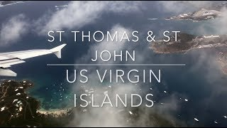 preview picture of video 'US Virgin Islands | Travel Diary'