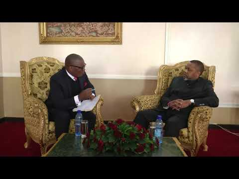 EXCLUSIVE INTERVIEW - 28 JULY 2018 - VICE PRESIDENT SAULOS CHILIMA