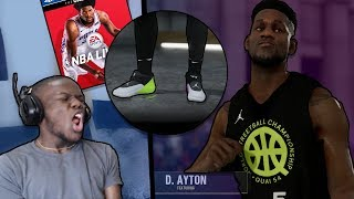 DOES NBA LIVE 19 CAREER COMPETE WITH NBA 2K19 MYCAREER?
