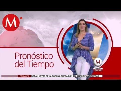 El clima para hoy, 1 agosto 2018 con Marilú Kaufman
