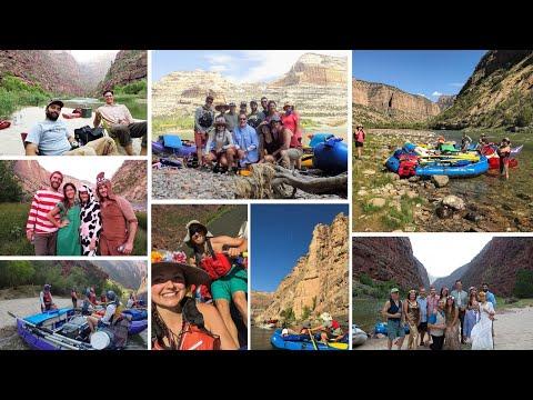 Canoe trip through the Canyonlands Utah - Naijafy