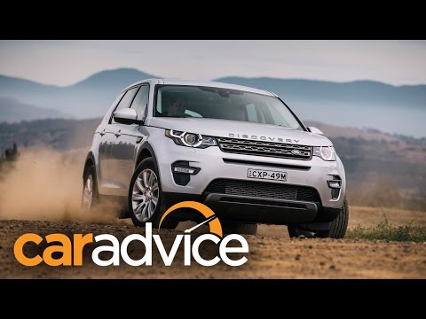Land Rover Discovery Sport Review 2015 (2016 MY)